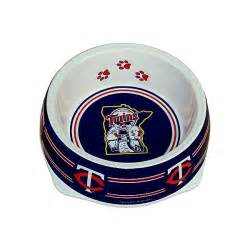Minnesota Twins Dog Bowl-Plastic