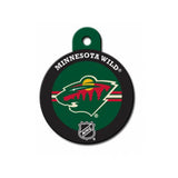 Minnesota Wild Dog ID Tag