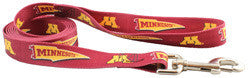 Minnesota Golden Gophers Dog Leash
