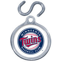 Minnesota Twins Dog Instant ID Tag