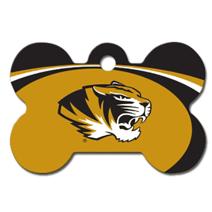 Missouri Tigers Dog ID Tag - Custom Engraved