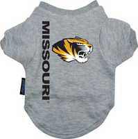 Missouri Tigers Dog Tee Shirt