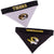 Missouri Tigers Dog Bandanna-Reversible