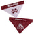 Mississippi State Bulldogs Dog Bandanna-Reversible