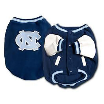 North Carolina Dog Varsity Jacket