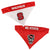 NC State Dog Bandanna-Reversible