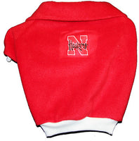 Nebraska Cornhuskers Dog Fleece Pullover