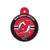 New Jersey Devils Engravable Dog I.D. Tag