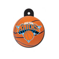 New York Knicks Dog ID Tag-Custom Engraved