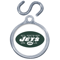New York Jets Dog Instant ID Tag