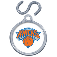 New York Knicks Dog Instant ID Tag