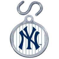 New York Yankees Dog Instant ID Tag