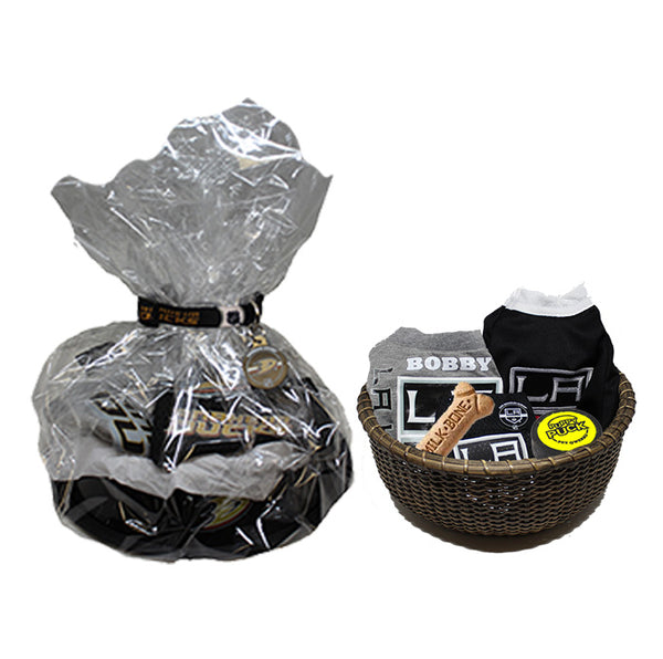 NHL Dog Basket--Standard