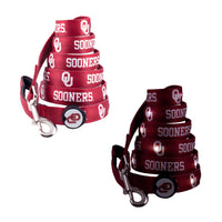 Oklahoma Sooners Dog E Glow Leash