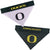 Oregon Ducks Dog Bandanna-Reversible