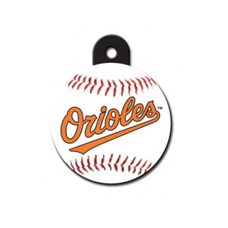 Baltimore Orioles Engravable Dog I.D. Tag