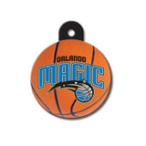 Orlando Magic Dog ID Tag-Custom Engraved