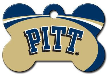 Pittsburgh Panthers Dog ID Tag - Custom Engraved