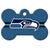 Seattle Seahawks Dog ID Tag- Custom Engraved