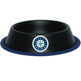 Seattle Mariners Dog Bowl-Stainless Steel