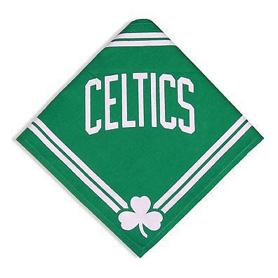 Boston Celtics Dog Bandana-Deluxe