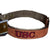 South Carolina Gamecocks Leather Collar