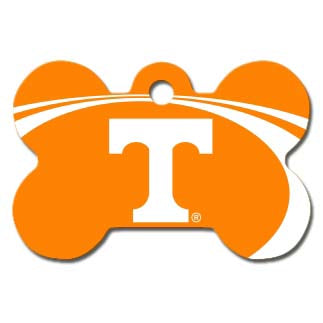 Tennessee Vols Dog Tag