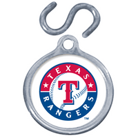 Texas Rangers Dog Instant ID Tag