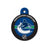 Vancouver Canucks Engravable Dog I.D. Tag