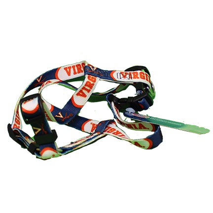 Virginia Cavaliers Dog Harness