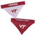 Virginia Tech Hokies Dog Bandanna-Reversible