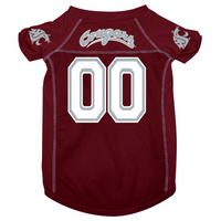 Washington State Cougars Dog Jersey