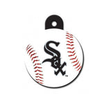 Chicago White Sox Engravable Dog I.D. Tag