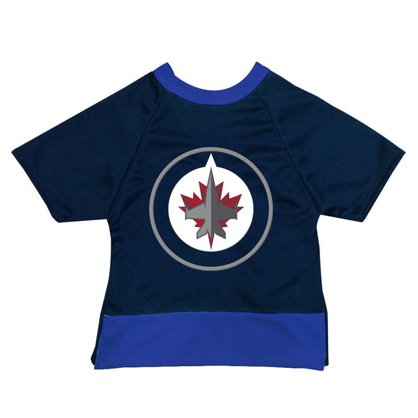 Winnipeg Jets Dog Jersey