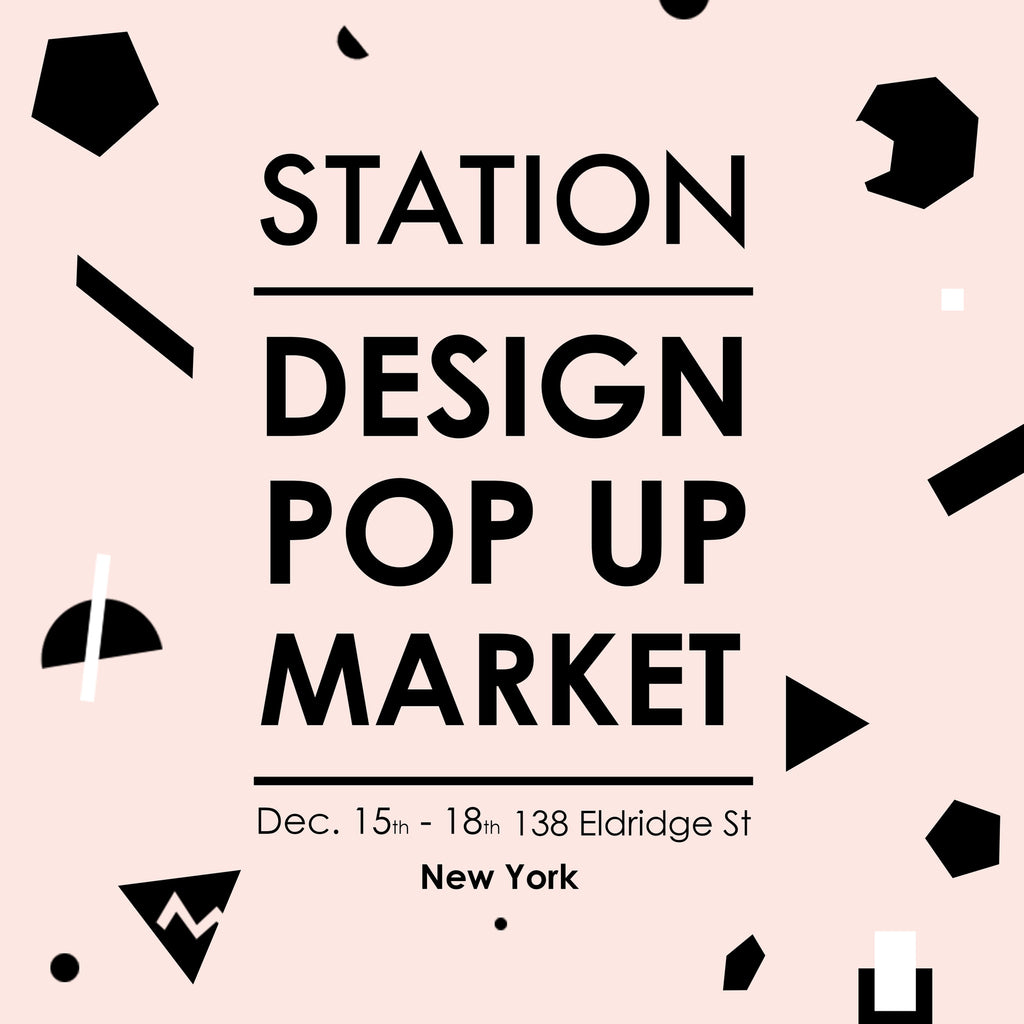 STATION Holiday Pop-Up!