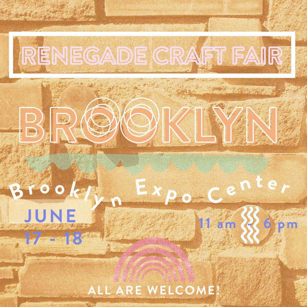 Come see us at RCF Brooklyn!