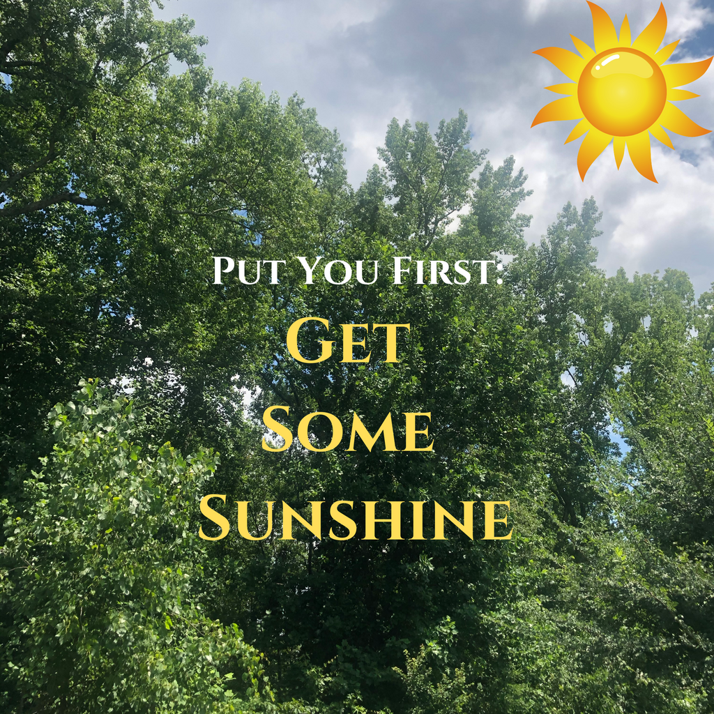 Put You First: Episode 2 - Get Some Sunshine
