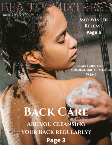 The Beauty Mixtress Magazine - January 2020 is now available