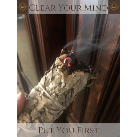 Put You First: Episode 3 - Clear Your Mind