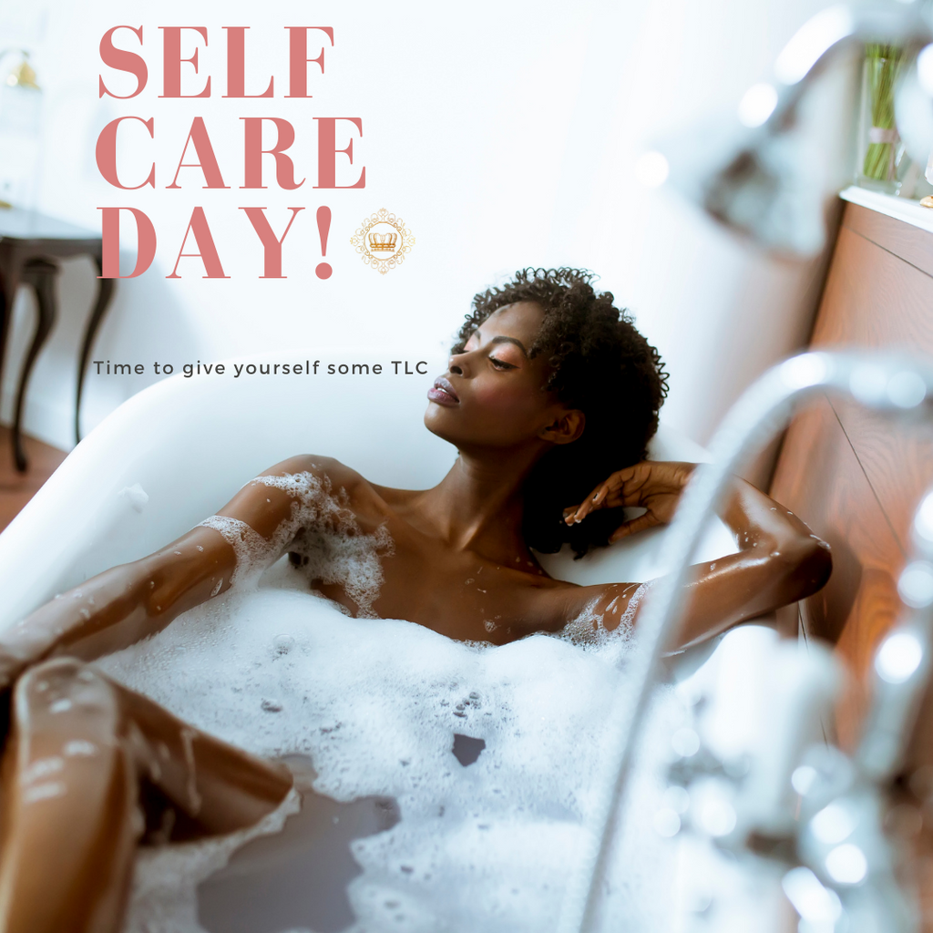 Today is my Self Care Day!!!