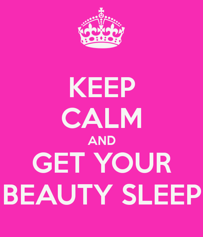 5 Reasons you need your beauty rest