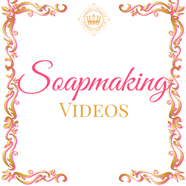 Soap Making Videos