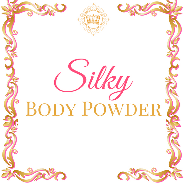Silk Body Powder