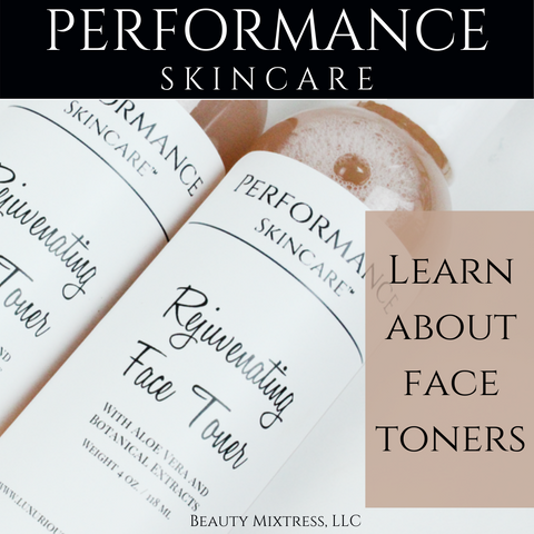 Face Toner for Dry Skin by Beauty Mixtress™️