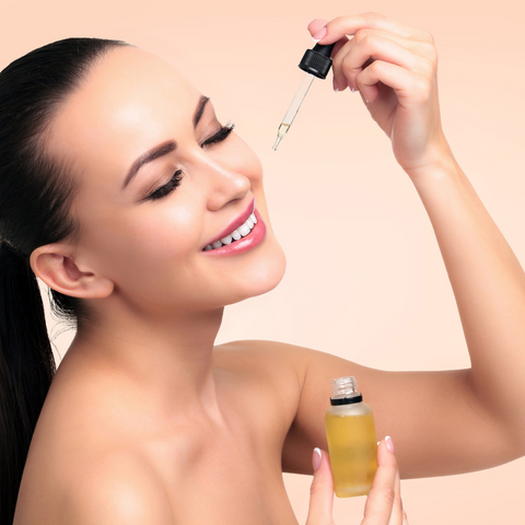 How to apply face serums by Beauty Mixtress™