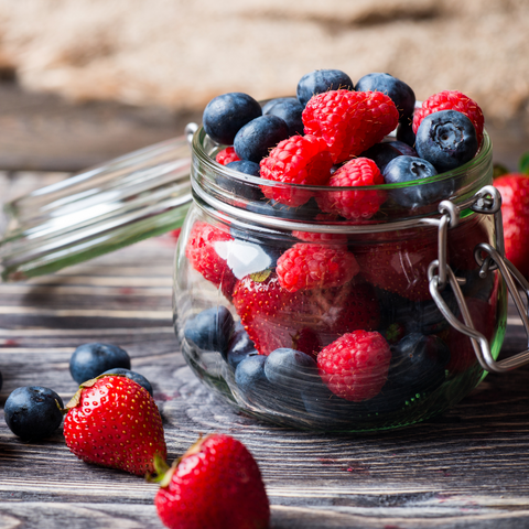 The Skin Benefits of Eating Berries by Beauty Mixtress™