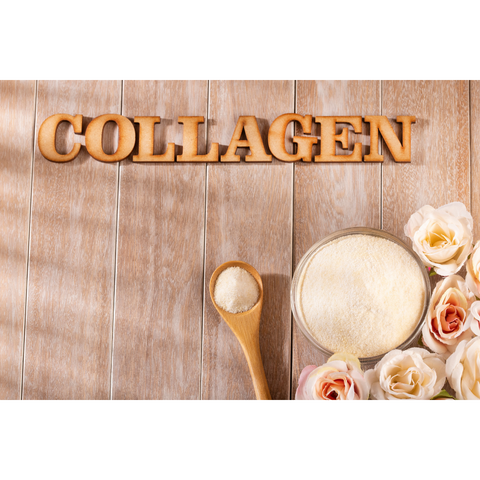 Collagen for women skincare in their 50s