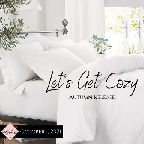 Let's Get Cozy Autumn Release by Beauty Mixtress™️