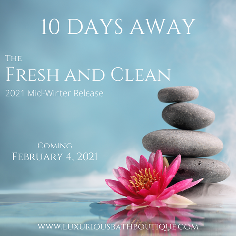 The Fresh and Clean Mid-Winter Release by Beauty Mixtress™