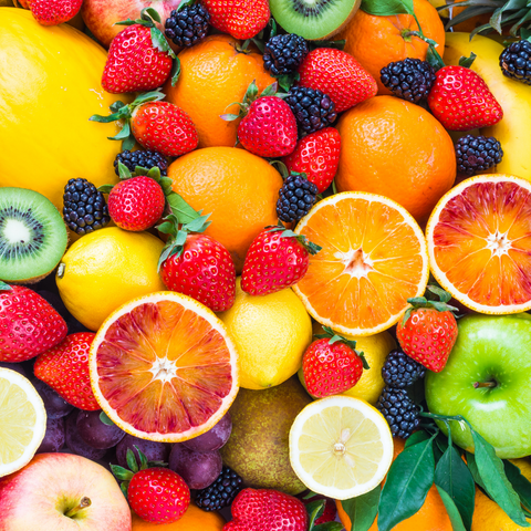 Fruits for Healthy Skin Blog by Luxurious Bath Boutique